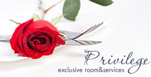 Exclusive room & Services